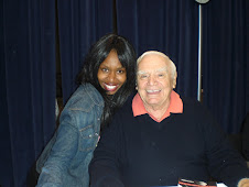 Ernest Borgnine and GloZell
