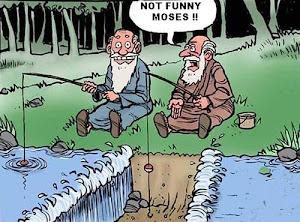 No tiene gracia, Moisés