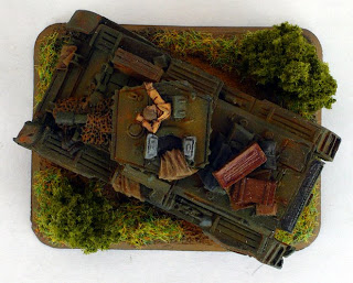 Flames of War July Gallery ~ The Generals Paintbrush