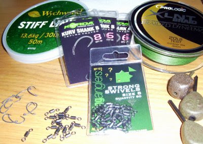 Carp Coarse and Swansea - Fishing in and around Swansea.: How I Tie