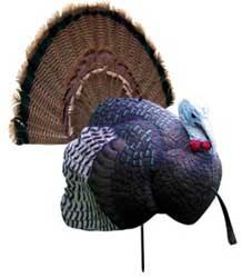 Turkey Decoys at Mack's Prairie Wings