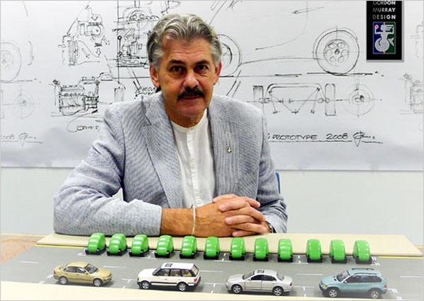 Speedmotive Gordon Murray