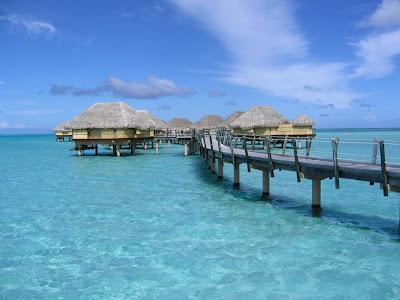 el paraiso French Polynesia