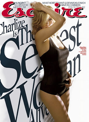 Charlize Theron: Sexiest Woman Alive!