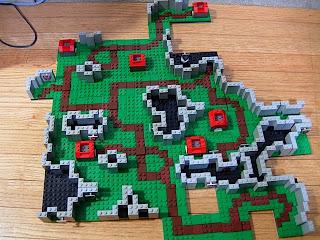 La Ficha Roja Juegos De Mesa Hechos Con Piezas De Lego