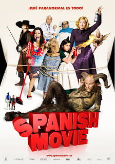 Spanish Movie - Cartel