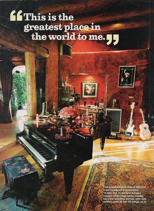 Stevie Nicks House For Sales