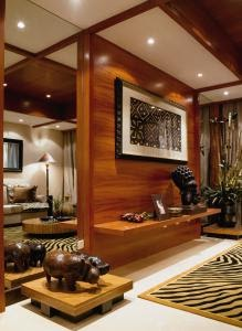 The House Of Fabulous Home Decor African Inspired Rooms