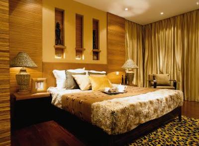 African bedroom decor for African inspired bedroom designs