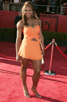 The house of fabulous red carpet transformation serena williams