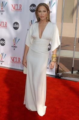 Jennifer Lopez Dress on Jennifer Lopez White Dress Good Jpg