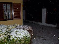 Nieve en Banfield Julio 2007