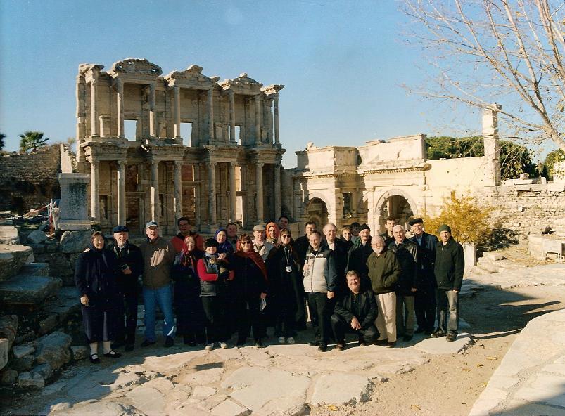 [Ephesus+library]