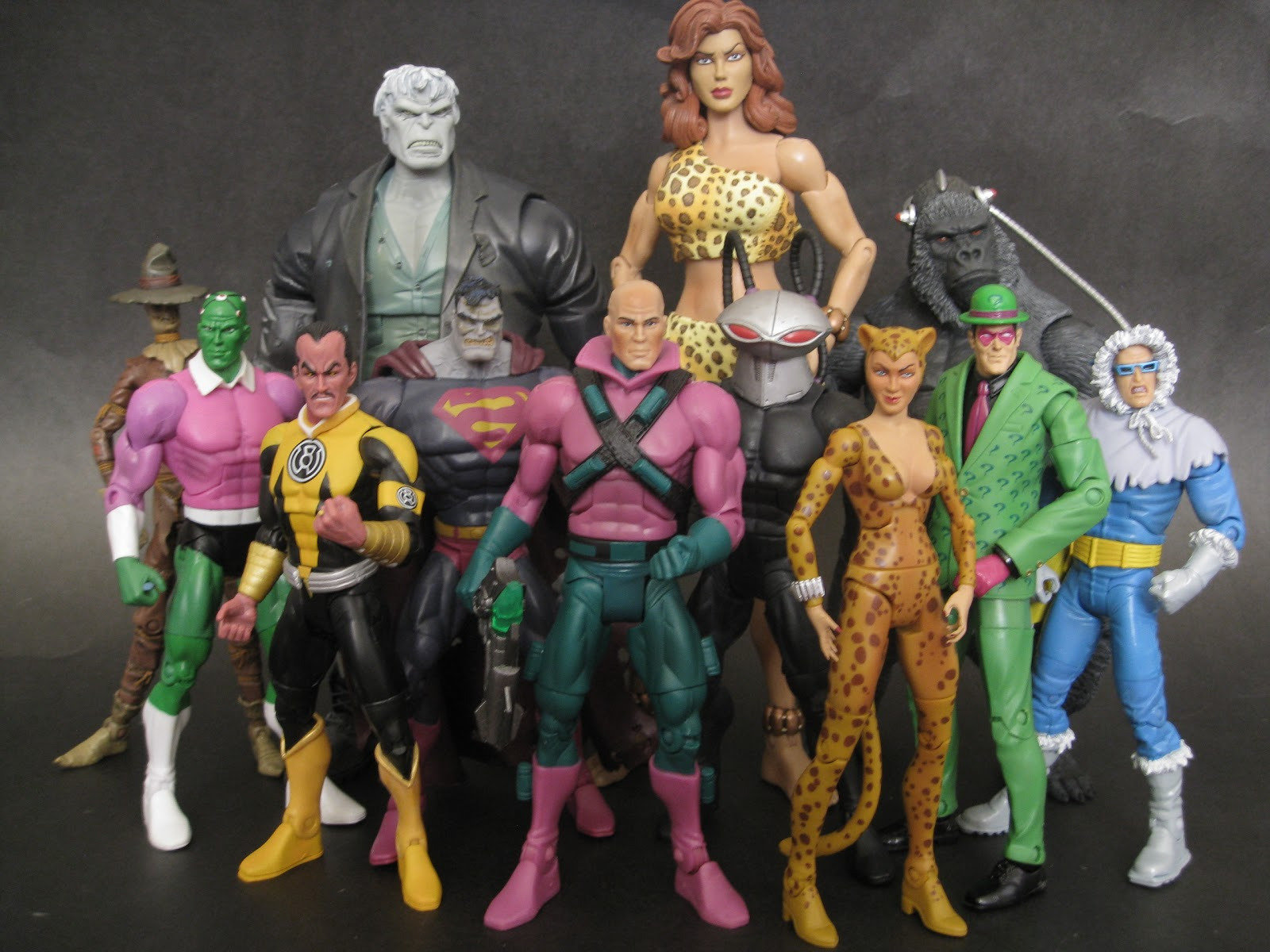 Legion Of Doom Toys 22