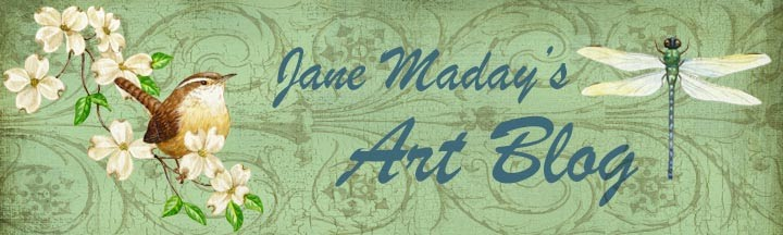 Jane Maday's Art Blog