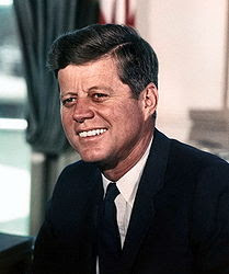 Biography of John F Kennedy