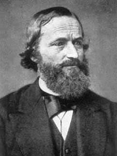 Gustav Robert Kirchhoff Biography - Inventors laws of Kirchhoff