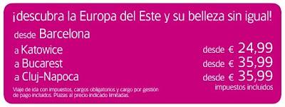 Promoção Low Cost: Wizz Air