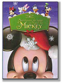 Aconteceu de Novo No Natal do Mickey   2004 Download Gratis