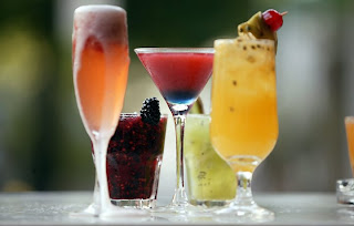 Blog da Jú Bley: A caloria das bebidas..
