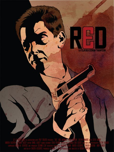 "Independent cinema: ""RED"" a 1950s' period piece"