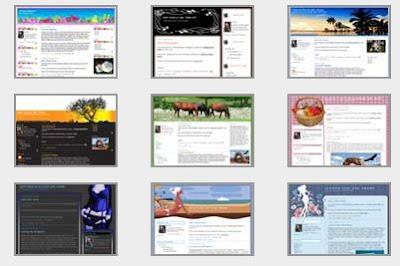 templates, blogger, blogspot