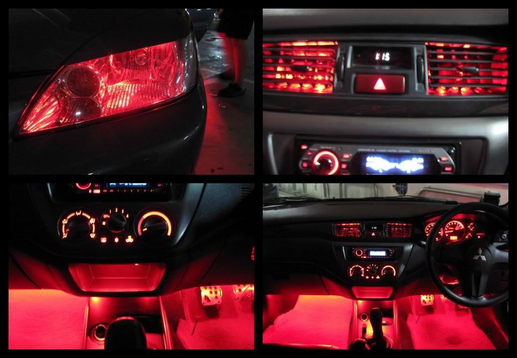 Car Leds: Rupash88 Trademe Photos: LED Car Lighting Ideas