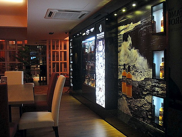 Aria Italian Restaurant Kl