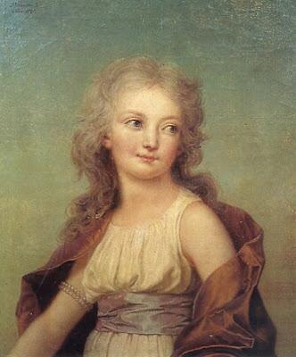 Tea At Trianon Marie Antoinette S Children