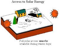 Winter Solar Energy Access
