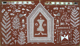 jivya soma mashe warli auction