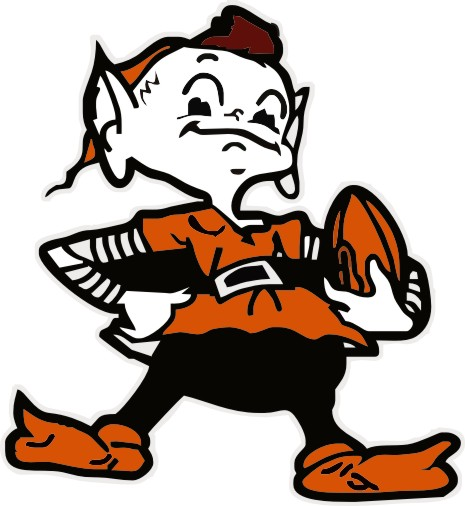 Phoenix Metro Browns Backers Where Did The Browns Elf Come