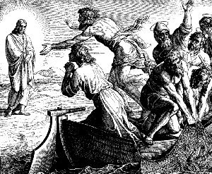 commissioning story of jesus calls for his disciples The commissioning of the disciples  stories: read commentary  at the very end of the gospel of matthew is the commission of jesus to his disciples.