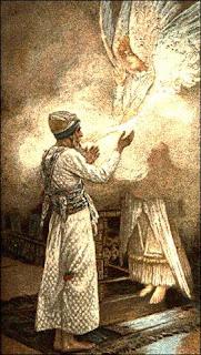 """Père Spirituel: †  """"Je  me présente"""" † - Page 25 Zechariah+and+the+angel"""