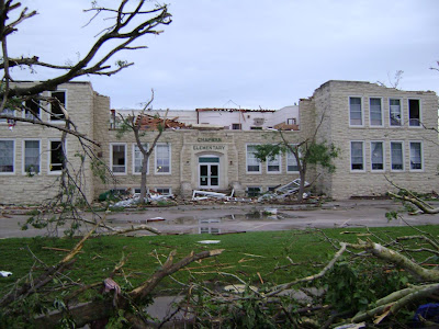 chapman tornado