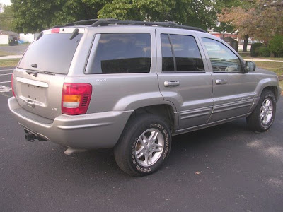 Best Ebay Auction Used Cars Ebay Car Auction 2000 Jeep Grand Cherokee Limited 4x4
