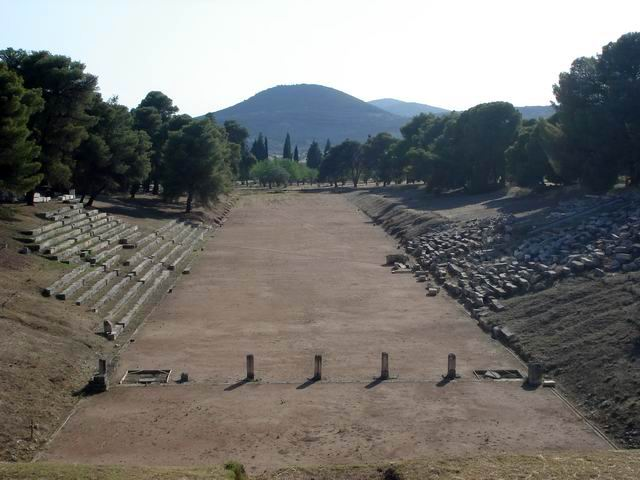 a history of first olympic games in ellis Brief history of the olympic games ancient olympic games chronology  at first the only olympic event was a 200-yard dash, called a stadium.