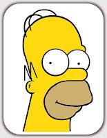 homero en css - Homero Simpson hecho en CSS