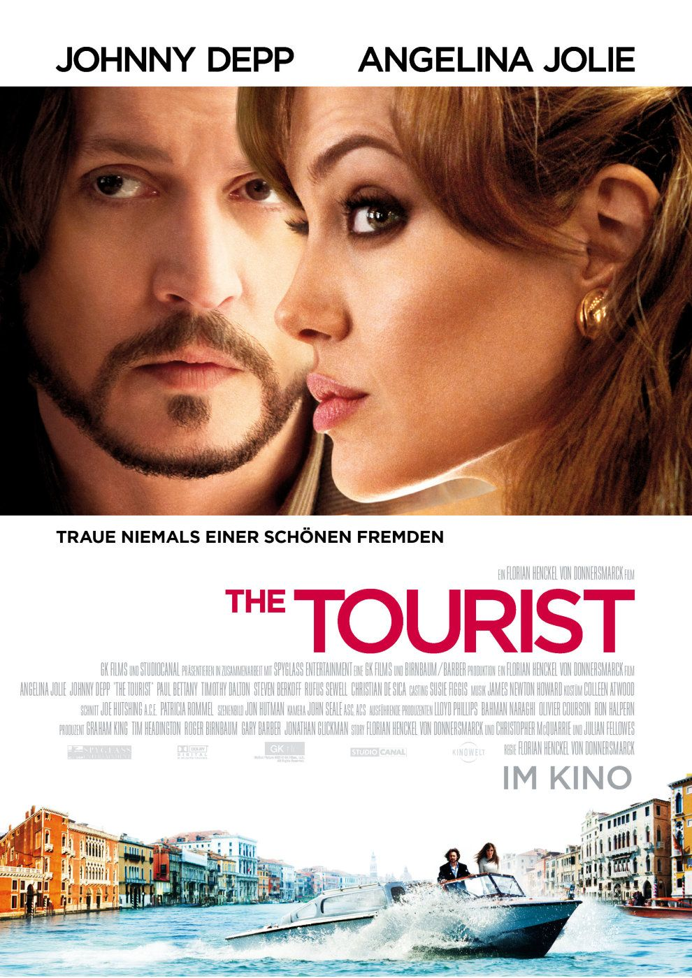 The Tourist Full Movie