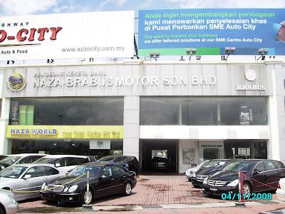 Naza Brabus Motor Sdn Bhd Impremedia Net