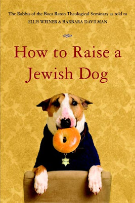 How to raise a jewish dog book