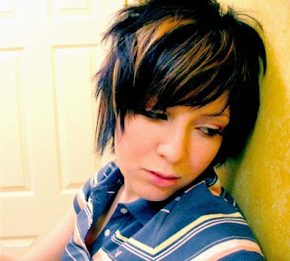 Color Emo Hairstyles For Emo Youth Girls images gallery