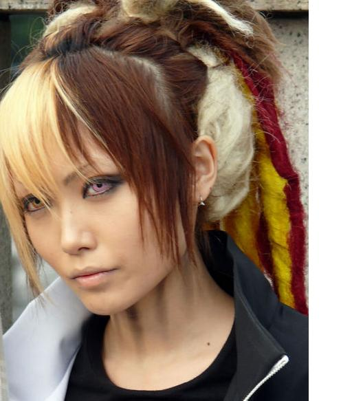 Harajuku+Closeup Harajuku Fashion Hairstyles Harajuku Hairstyles