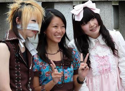 Harajuku+Fashion+Style Harajuku Fashion Hairstyles Harajuku Hairstyles