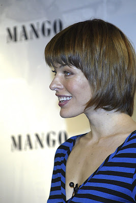Short hairstyles Short Hair with Bangs 3