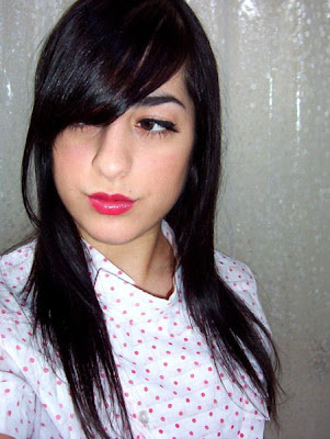 Trendy Multi Colored Emo Hairstyles For Girls