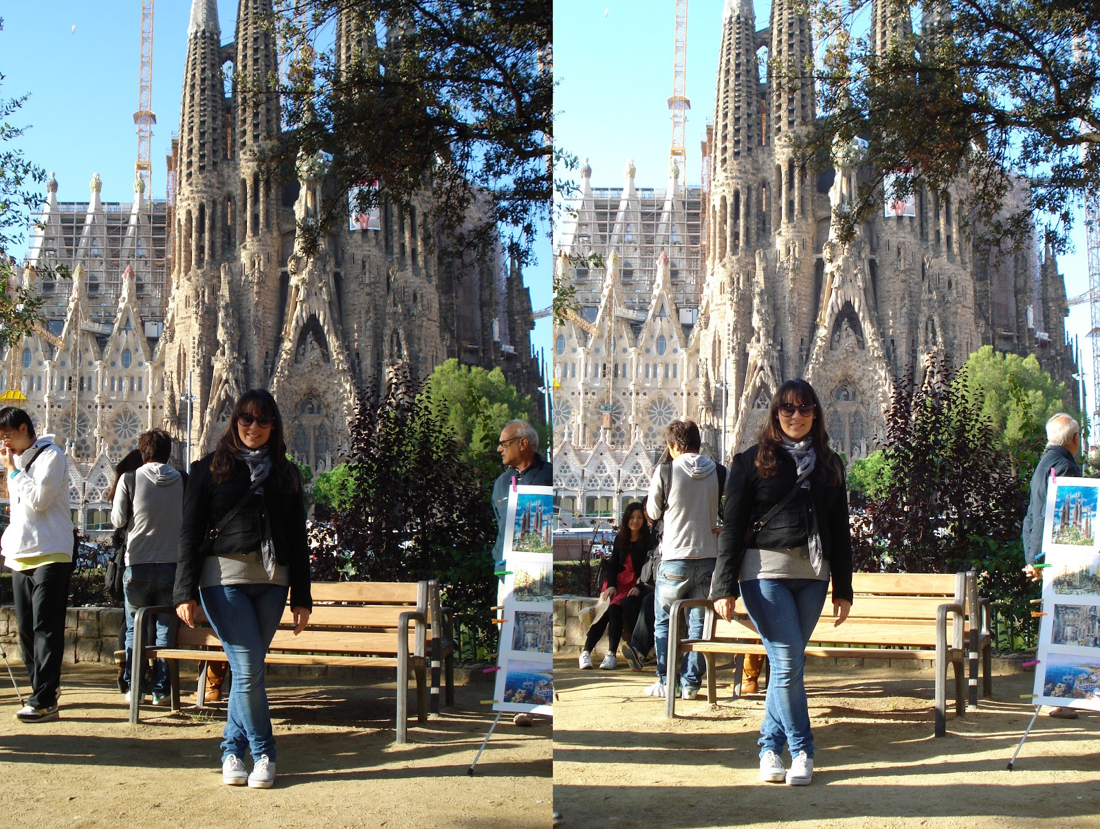 LIFE  Fourth day in Barcelona 161010  Stylosophique