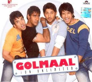 Orkut Bollywood Music Scarp  : Golmaal