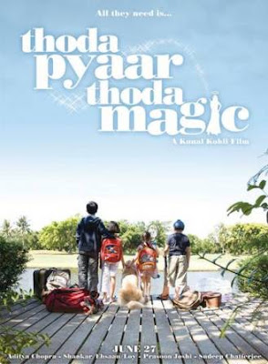 Orkut Bollywood Music Scrap : Thoda pyaar Thoda Magic
