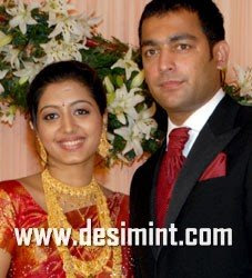 Hot Desi Masala Actress Gopika Wedding Pics : Marriage and Engagement photo gallery of south indian sexy actress Gopika